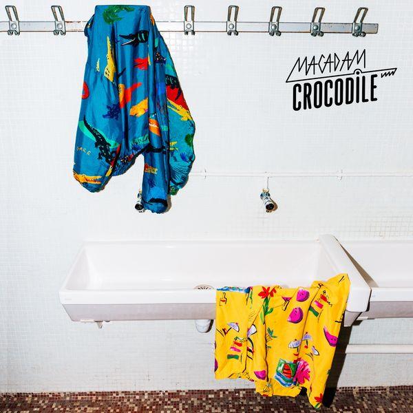 Macadam Crocodile - To the River (Live)