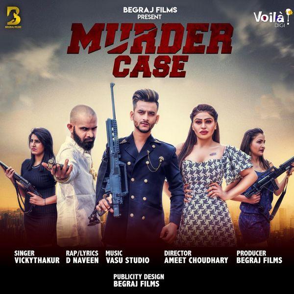 Album Murder Case (feat  D  Naveen, Poonam Chopra, Tanvi