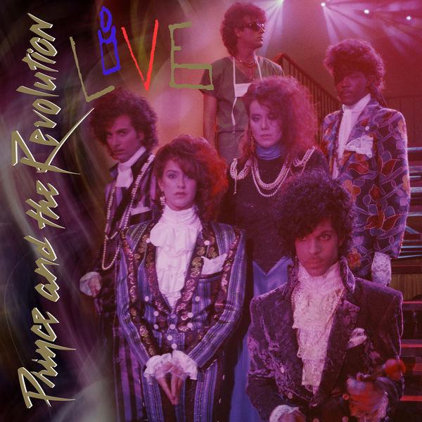 Prince - Prince and the Revolution: Live