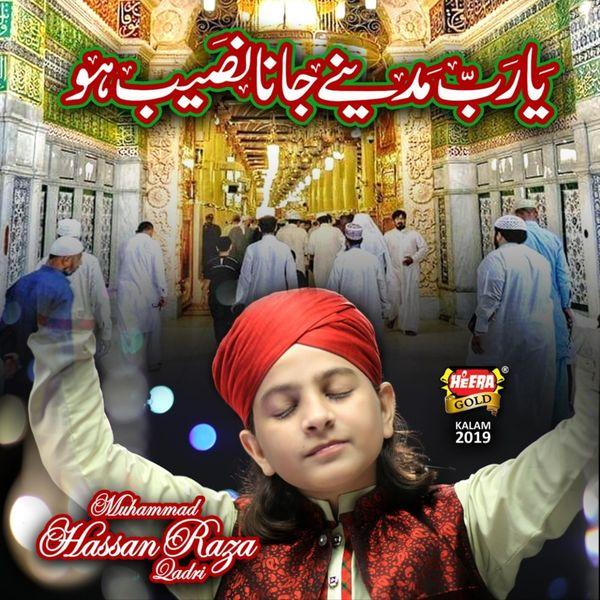 Muhammad Hassan Raza Qadri - Ya Rab Madinay Jana Naseeb Hou