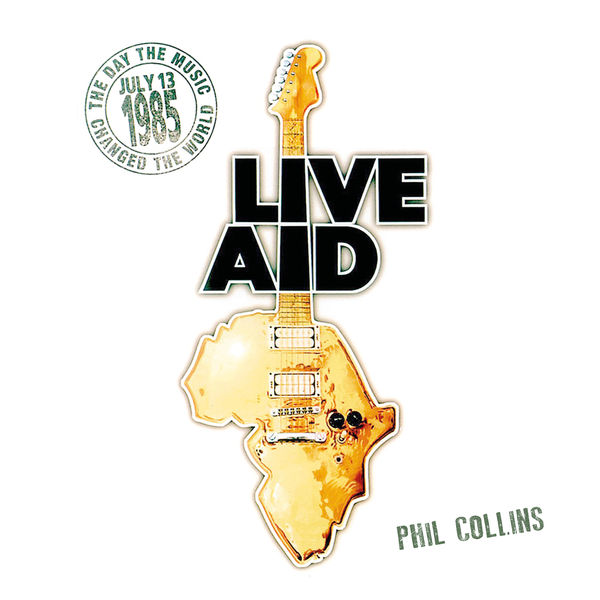 Phil Collins|Phil Collins at Live Aid  (Live at Wembley Stadium and John F. Kennedy Stadium, 13th July 1985)