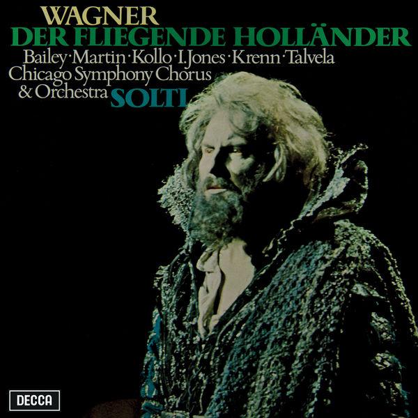 Sir Georg Solti - Wagner: Der fliegende Holländer