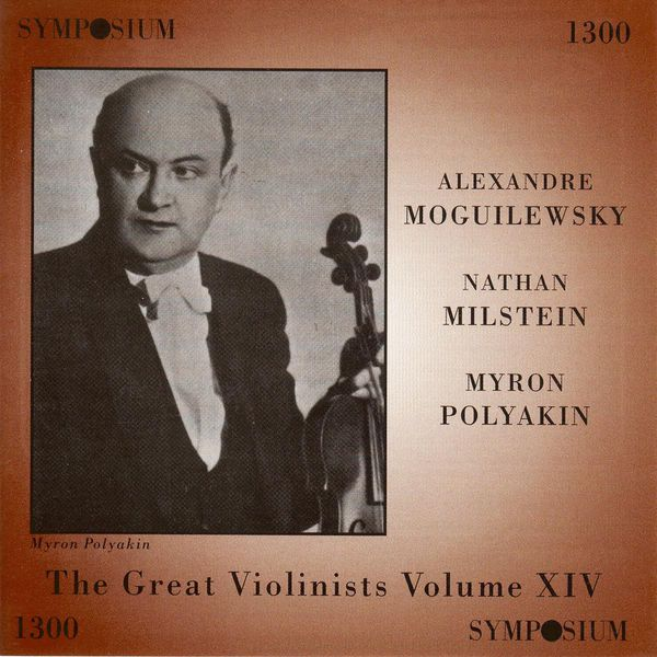 Various Artists - The Great Violinists, Vol. 14