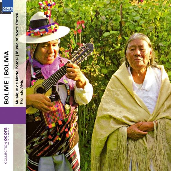 Florindo Alvis - Bolivia - Bolivie : Musica de Norte Potosí