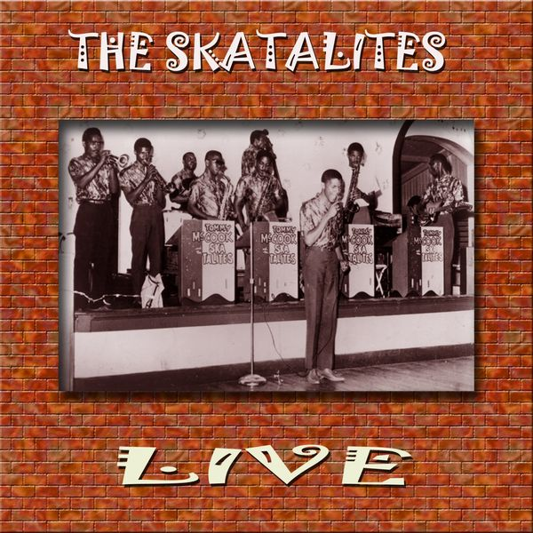 The Skatalites - The Skatalites (Live)