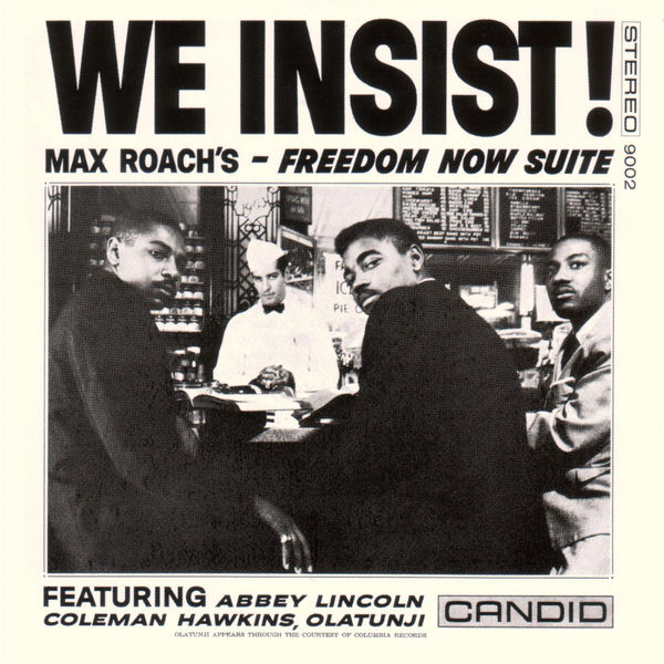Abbey Lincoln - We Insist! - Freedom Now Suite