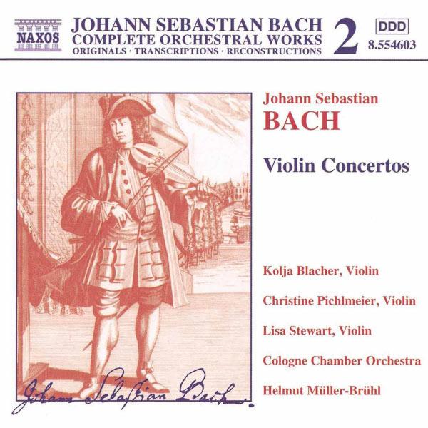 Kolja Blacher - Concertos pour violons
