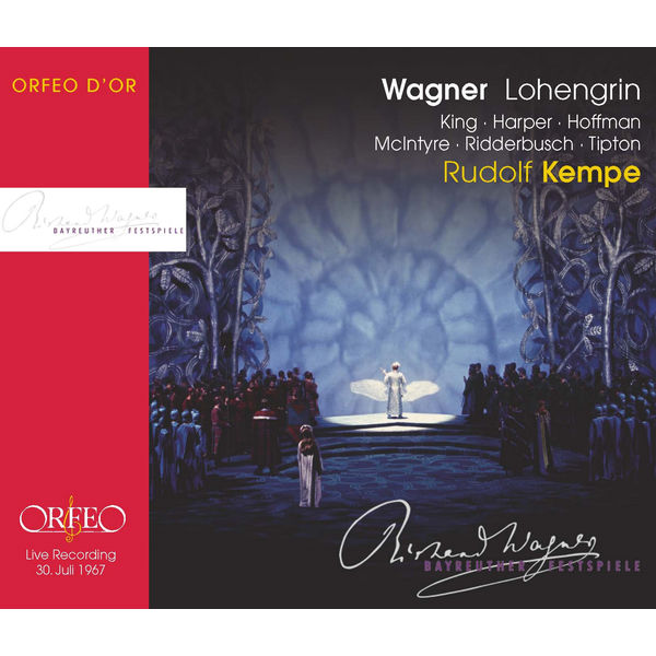 Bayreuth Festival Orchestra - Wagner: Lohengrin, WWV 75 (Live)