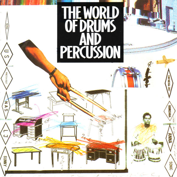 Various Artists - The World of Drums & Percussion