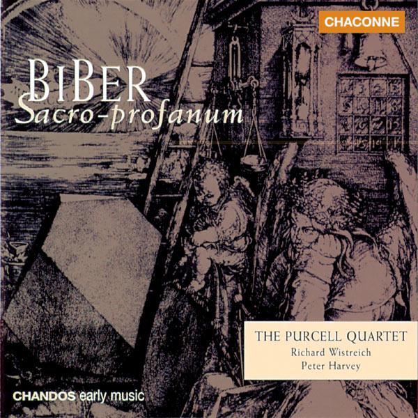 The Purcell Quartet - Sacro-Profanum
