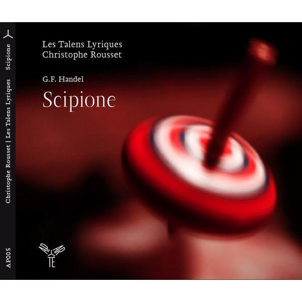 Christophe Rousset - Händel : Scipione