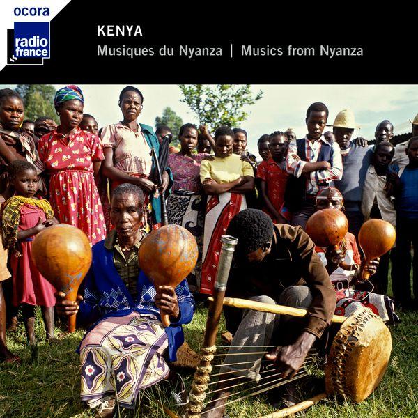 Various Artists - Kenya : musiques des Nyanza