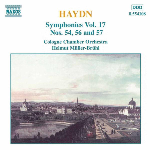 Kölner Kammerorchester - Symphonies (Volume 17)