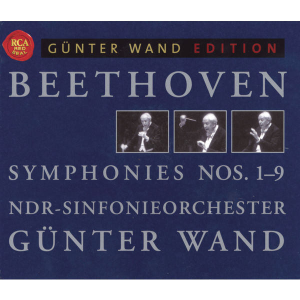 Günter Wand - Beethoven: Symphonies Nos. 1 - 9