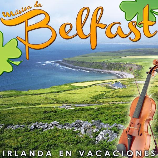 Celtic Rhythm Dancers Gaelic Band - Irlanda en Vacaciones. Música de Belfast