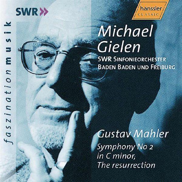 Juliane Banse - Mahler: Symphony No.  2 in C Minor / Schoenberg: Kol Nidre, Op. 39 / Kurtag: Stele, Op. 33