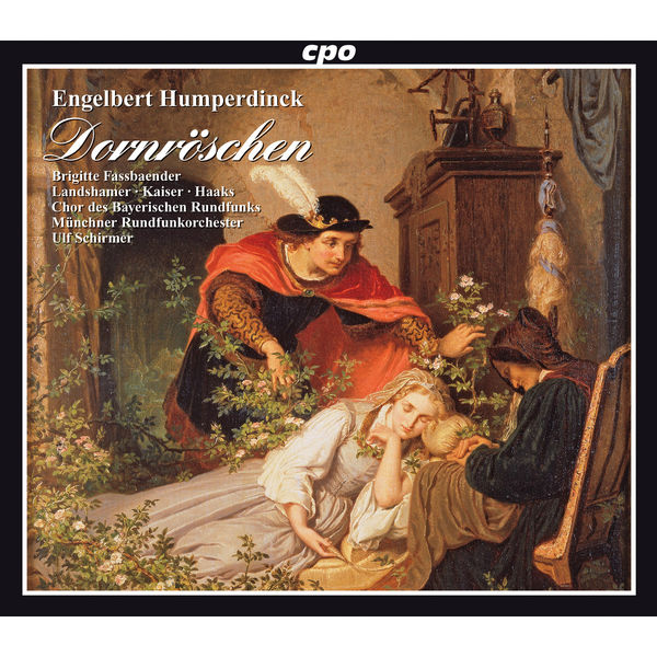 Brigitte Fassbaender|Engelbert Humperdinck : La Belle au bois dormant (Dörnroschen)