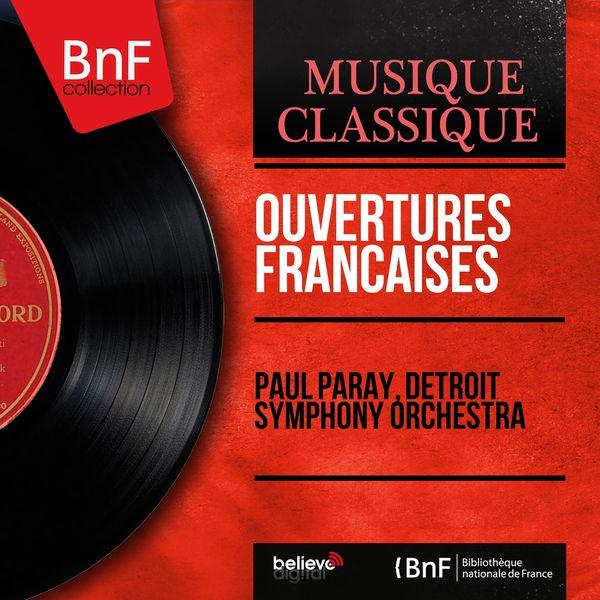 Paul Paray - Ouvertures françaises (Stereo Version)