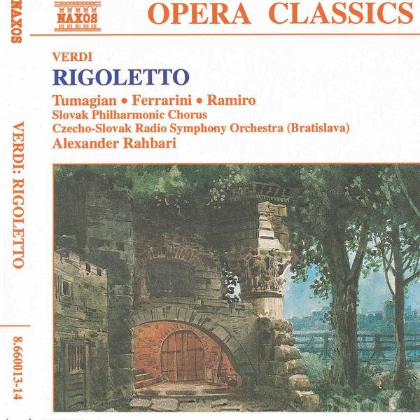 Yordy Ramiro - VERDI: Rigoletto