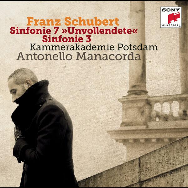 Kammerakademie Potsdam - Schubert: Sinfonien Nr. 3 & 7