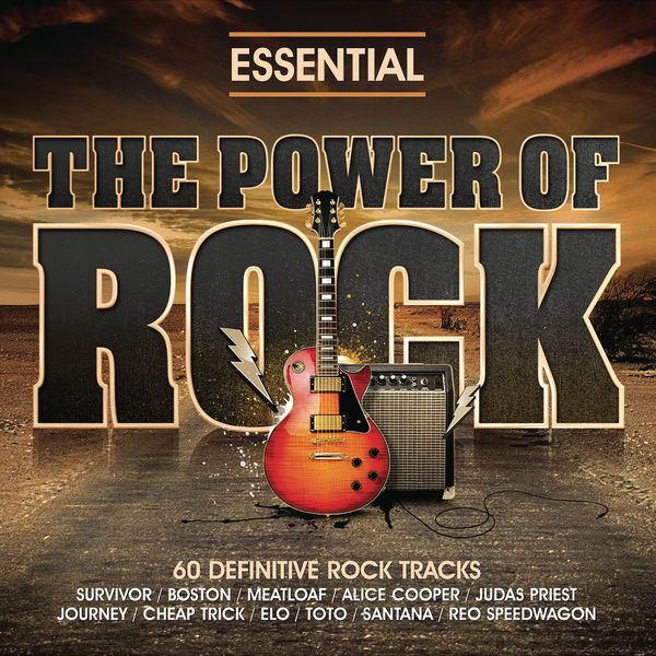 Various Artists - Essential Rock - Definitive Rock Classics And Power Ballads