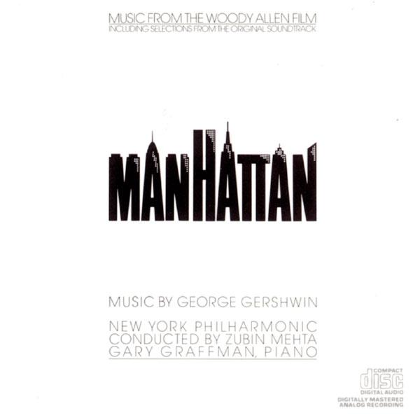 """Zubin Mehta - Bande Originale du Film """"Manhattan"""" (film de Woody Allen - 1979)"""