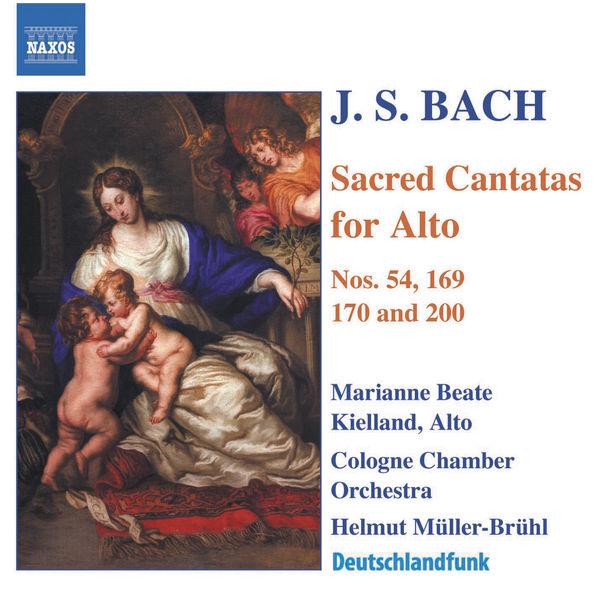 Marianne Beate Kielland - BACH, J.S.: Alto Cantatas, Vol. 1
