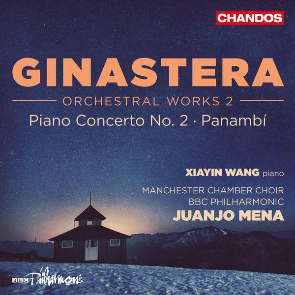 BBC Philharmonic Orchestra - Ginastera: Orchestral Works, Vol. 2