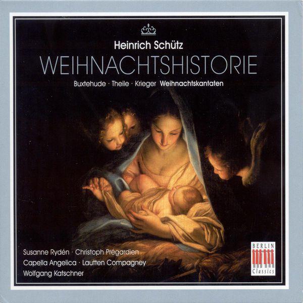 Wolfgang Katschner - BUXTEHUDE, D.: Wachet auf, ruft uns die Stimme / SCHUTZ, H.: Die Geburt unsers Herren Jesu Christi (Katschner)
