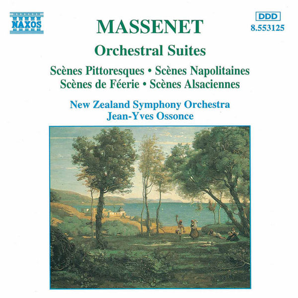 New Zealand Symphony Orchestra - Suites orchestrales n°4 à n°7