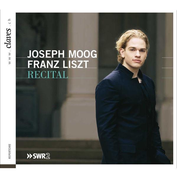 Joseph Moog - Franz Liszt: Recital