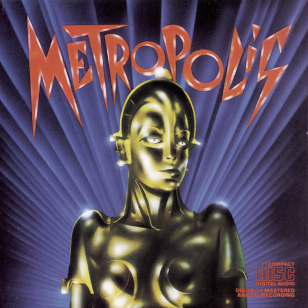 Original Soundtrack - Metropolis - Original Motion Picture Soundtrack