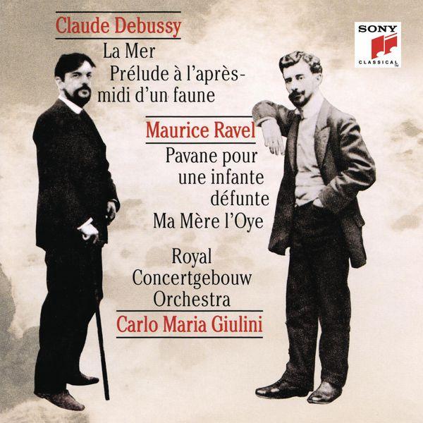 Carlo Maria Giulini - Debussy: La mer & Prélude à l'après-midi d'un faune - Ravel: Pavane pour une infante défunte & Ma mère l'Oye