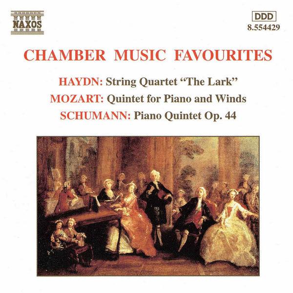Kodaly Quartet - CHAMBER MUSIC FAVOURITES
