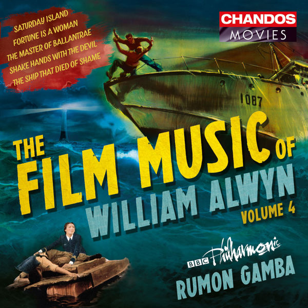 BBC Philharmonic Orchestra - The Film Music of William Alwyn, Vol. 4
