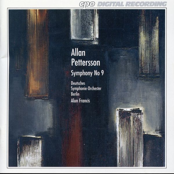 Berlin Deutsches Symphony Orchestra Pettersson: Symphony No. 9