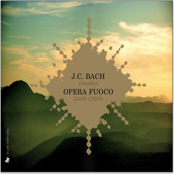 Opera Fuoco - Johann Christian Bach : Zanaida