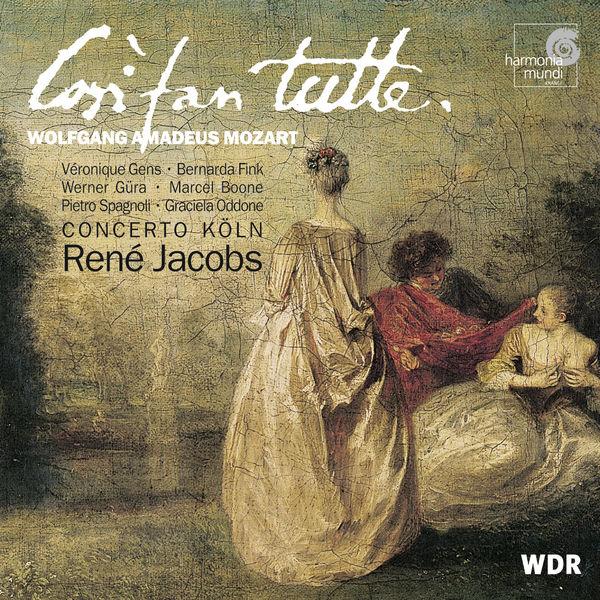 René Jacobs - Mozart: Così fan tutte