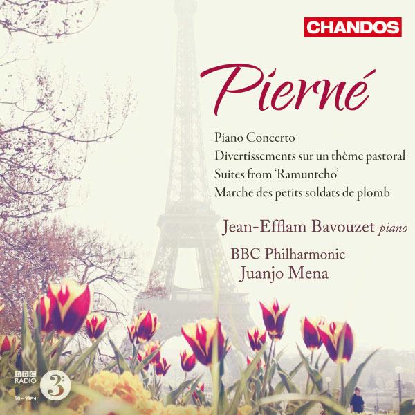 Jean-Efflam Bavouzet - Pierne: Piano Concerto in C minor, Op. 12 / Ramuntcho Suites Nos. 1 and 2