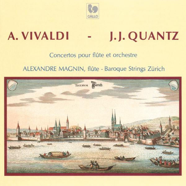"Antonio Vivaldi - Vivaldi: Flute Concerto Op. 10, No. 3, RV 428, ""Il gardellino"" & Op. 10, No. 2, RV 439, ""La notte"" - Quantz: Flute Concerto in G Major, QV 5:174"