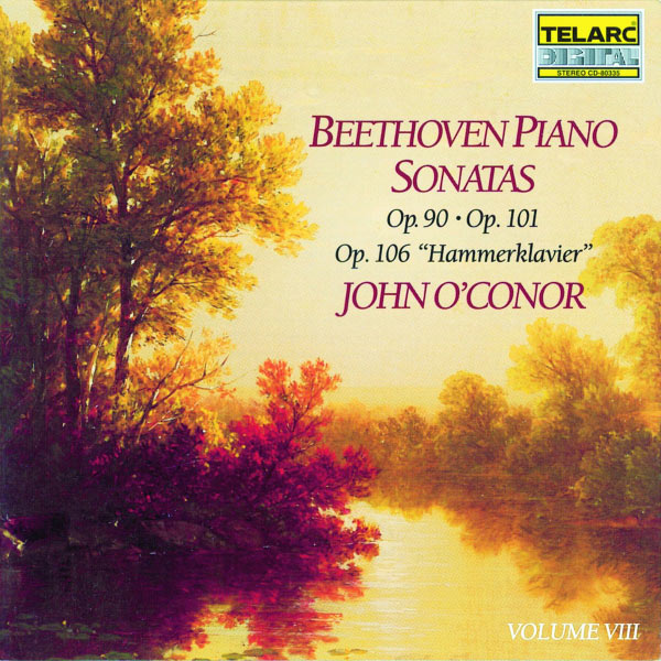 John O'Conor - Beethoven: Piano Sonatas Volume 8