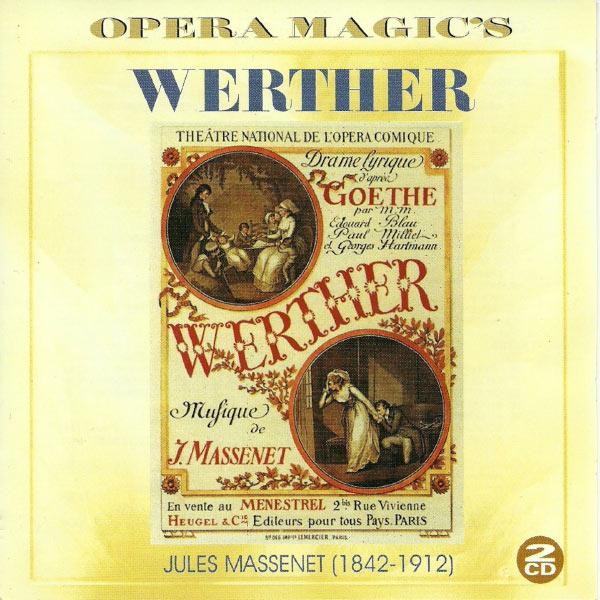 Jan Behr - Massenet: Werther