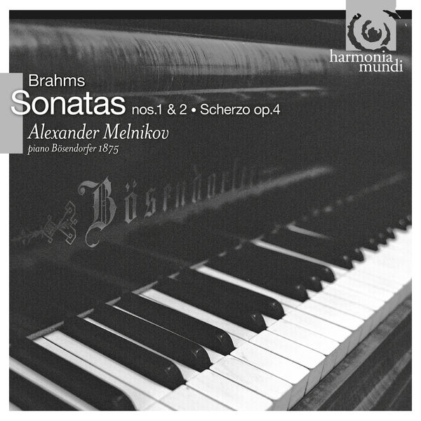 Alexander Melnikov - Johannes Brahms : Sonates pour piano