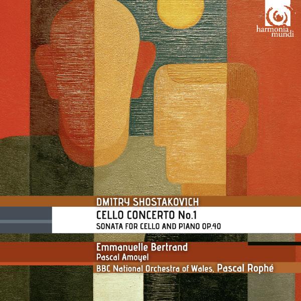 Emmanuelle Bertrand - Dimitri Chostakovitch : Concerto pour violoncelle n°1 (Cello Concerto No. 1)
