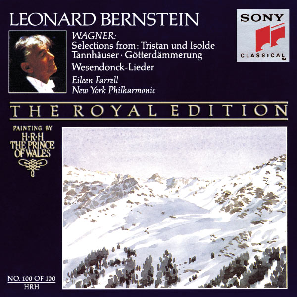 Leonard Bernstein - Wagner: Wesendonck-Lieder & Selections from Tristan und Isolde, Tannhäuser and Götterdämmerung
