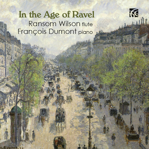 Wilson Ransom - In the Age of Ravel