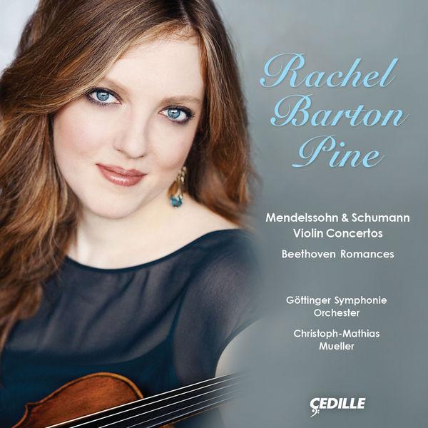 Rachel Barton Pine|Mendelssohn & Schumann: Violin Concertos
