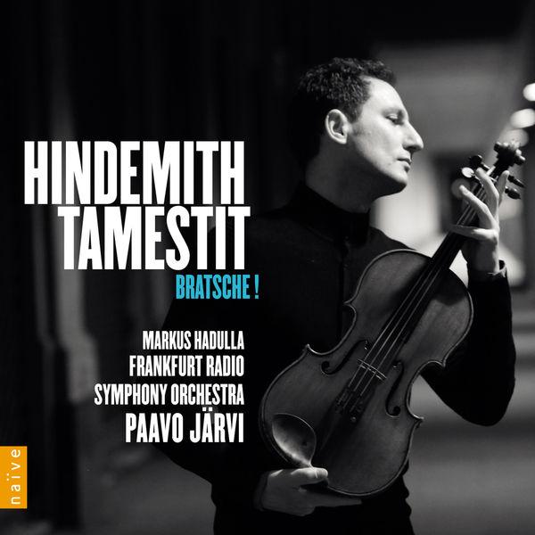 Antoine Tamestit|Paul Hindemith : Bratsche !