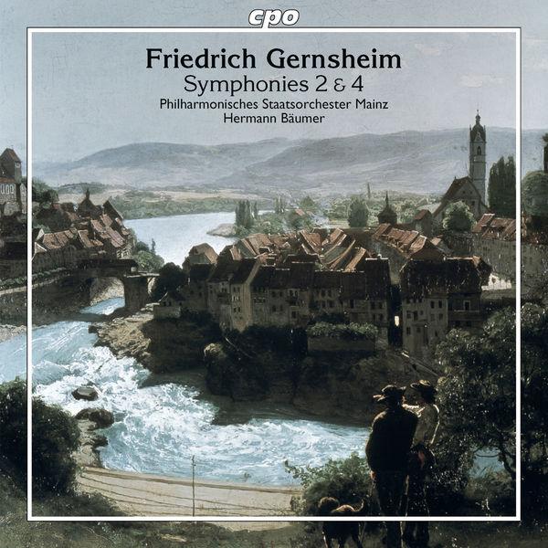 Philharmonisches Staatsorchester Mainz - Gernsheim: Symphonies Nos. 2 & 4
