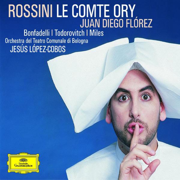Juan Diego Flórez - Gioacchino Rossini : Le Comte Ory